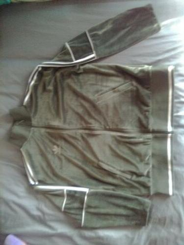 Adidas Men's Suit Jacket & Combo. Forest