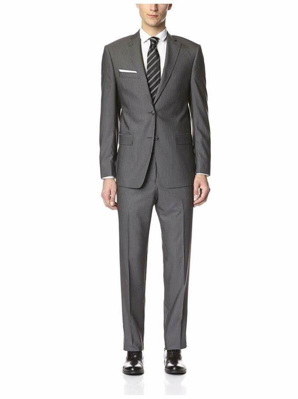 men s pinstripe suit