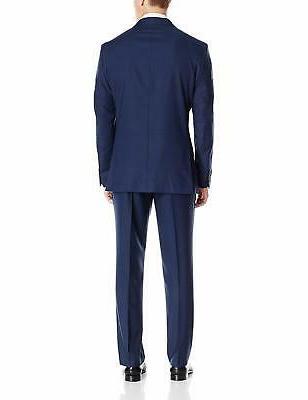 Perry Men's Fit Pant, Blue, Size 40