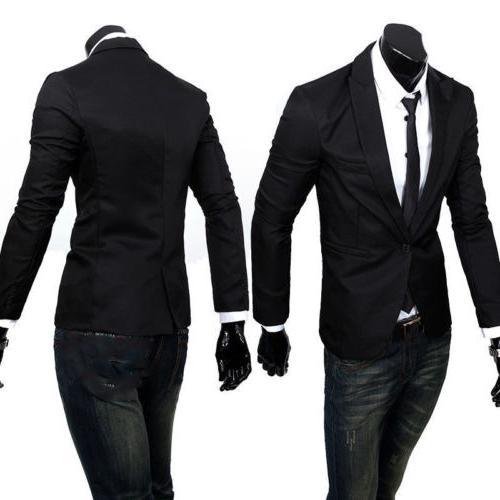 Men's Business Formal Jacket