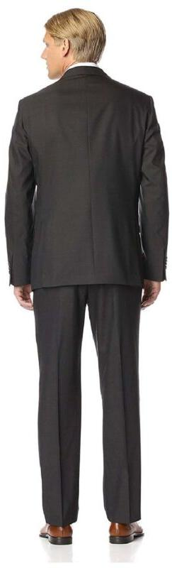 Franklin Textured Solid Suit