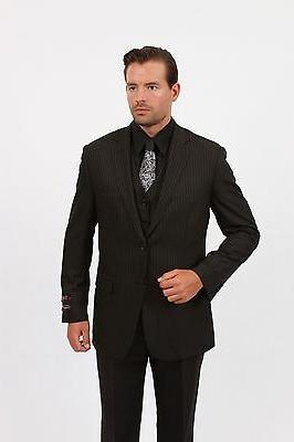 Men's 2 Formal Modern Fit Suits