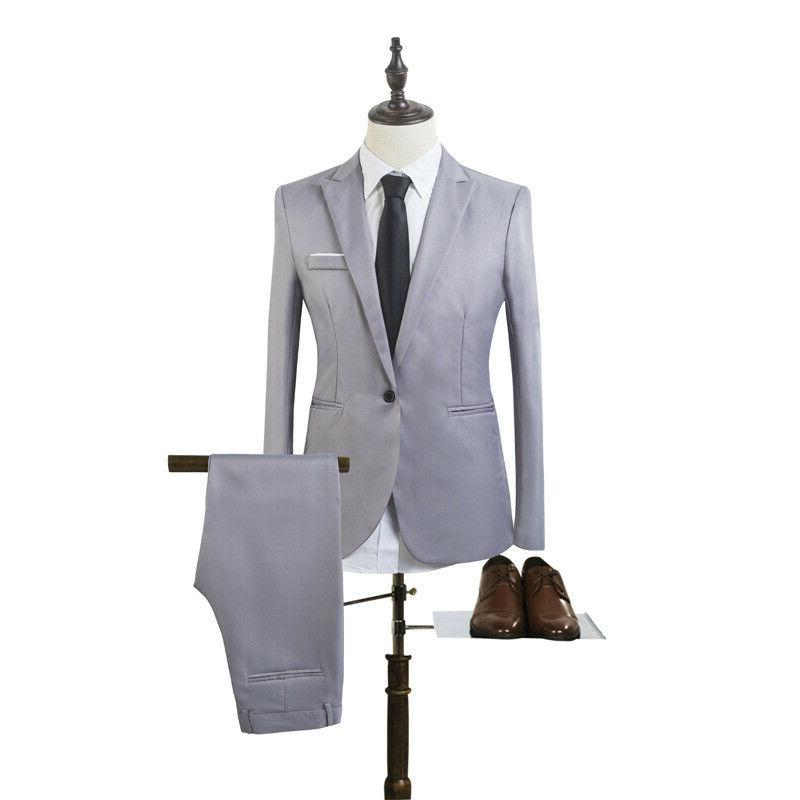 Men's Pants Formal Suit