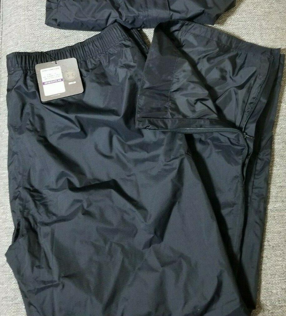 Under Men's Storm3 Golf Rain Suit Black Size With $169.99