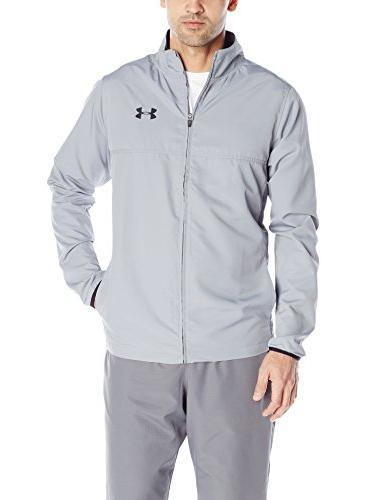 men s vital warm up suit graphite