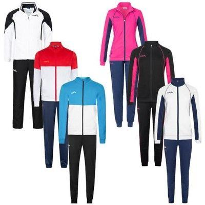 Asics Men's Women's Tracksuit Woven Track Suit Jogging Suit