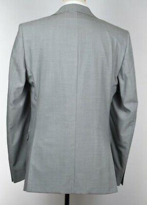 Calvin Klein Light Gray Slim Fit 40