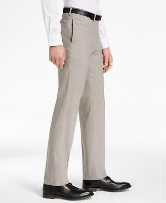 Calvin Men's Fit Light Gray Slim Suit 40S