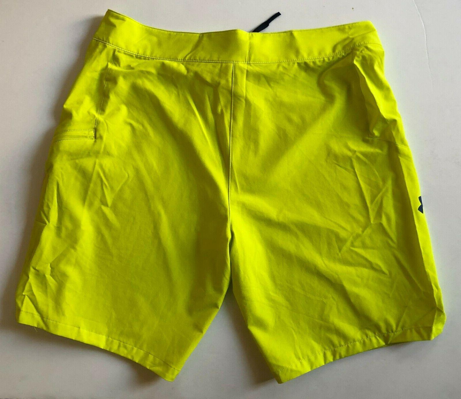 Men Armour swim shorts trunks suit