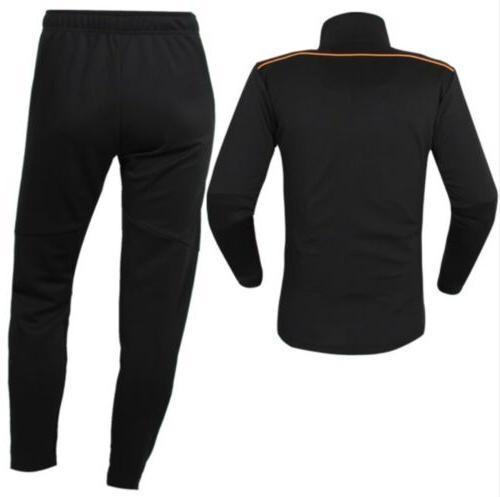 Mizuno Knit Black Soccer Jersey P2MC601209