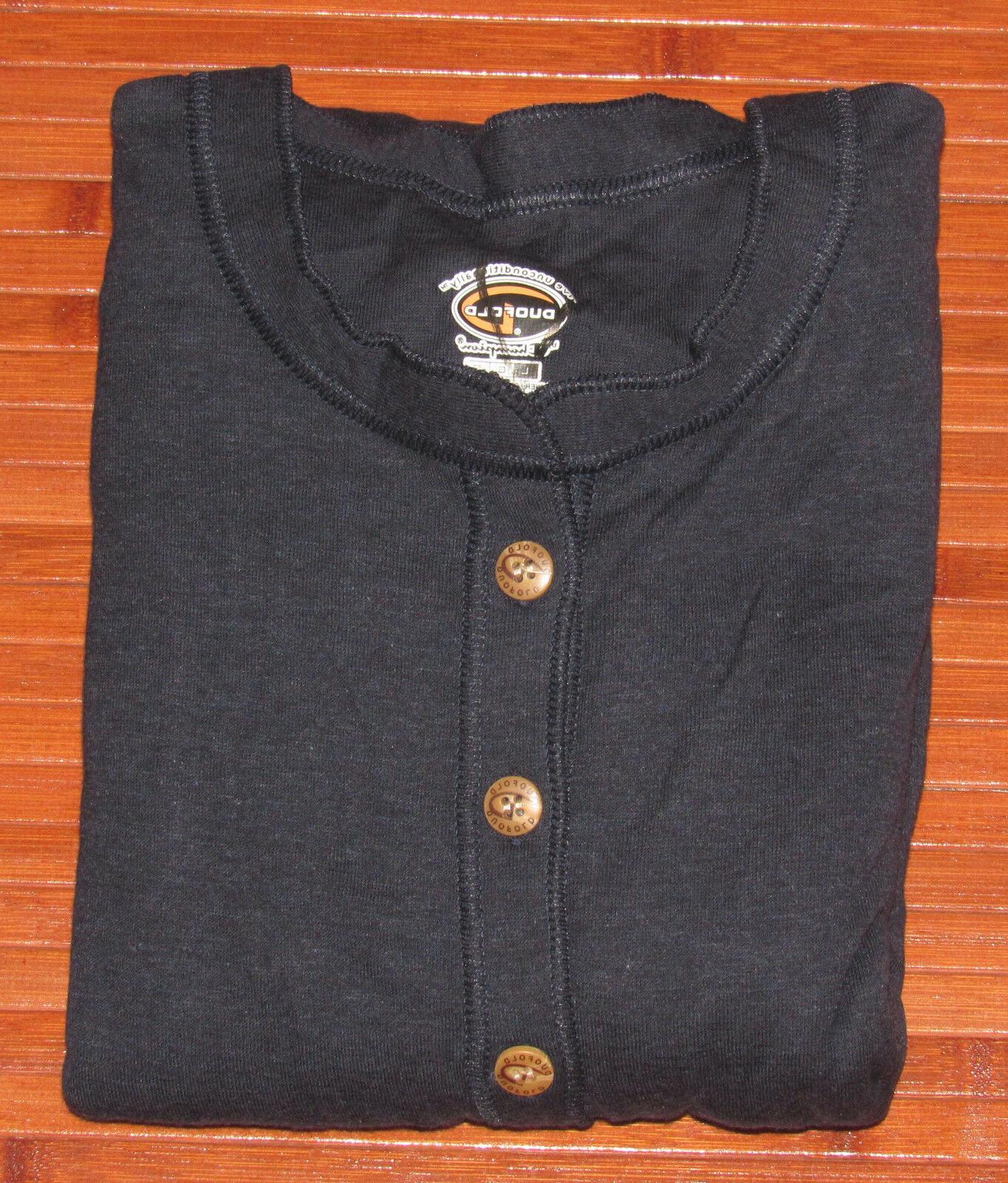 Mens Champion Merino Wool Suit Long Navy-XL