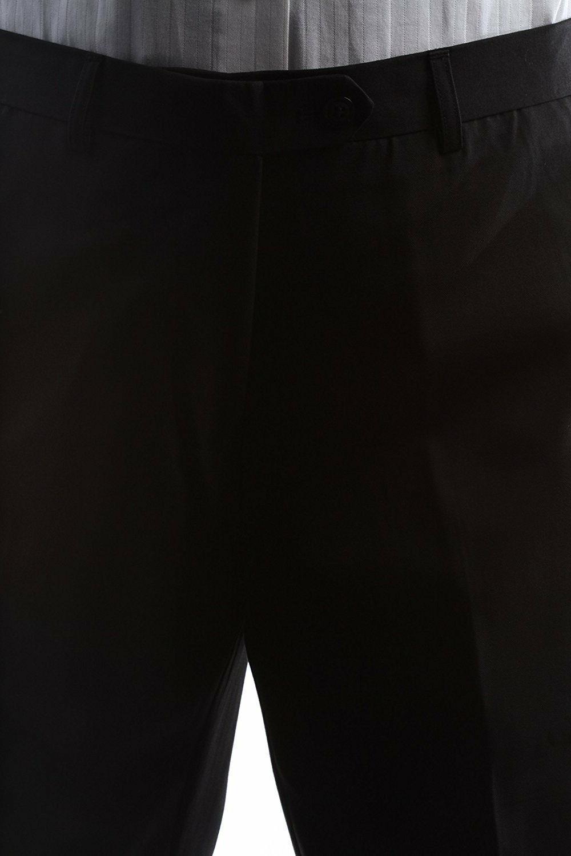 Men's Formal classic 2 button solid pants PR02