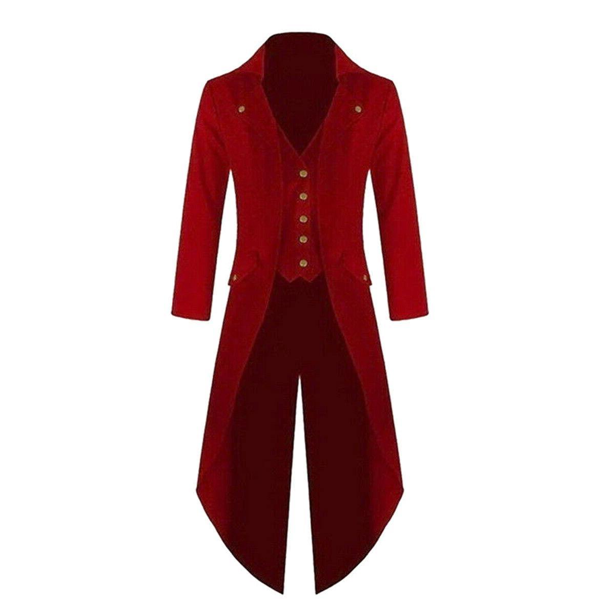 Coat Banquet Tail