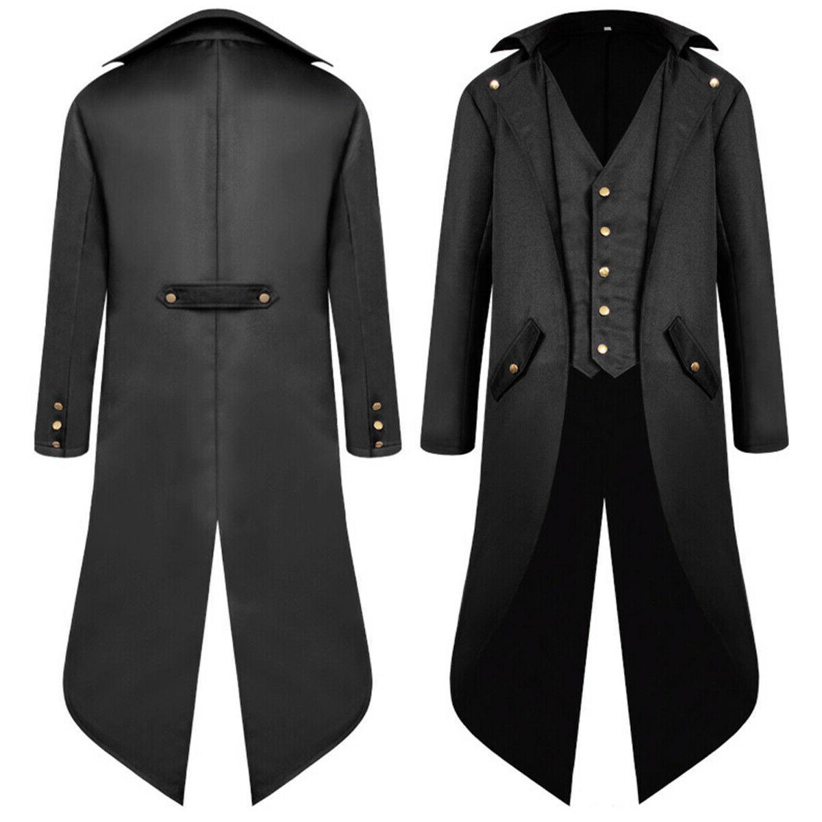 Mens Coat Tuxedo Banquet Tail