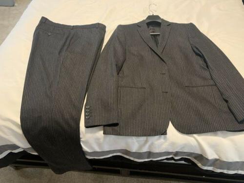 mens slim suits 40r 38x32