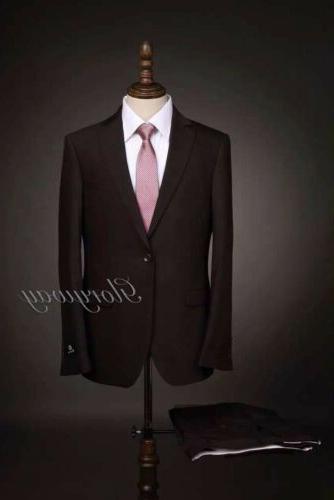 mens tuxedos jackets pants slim fit business