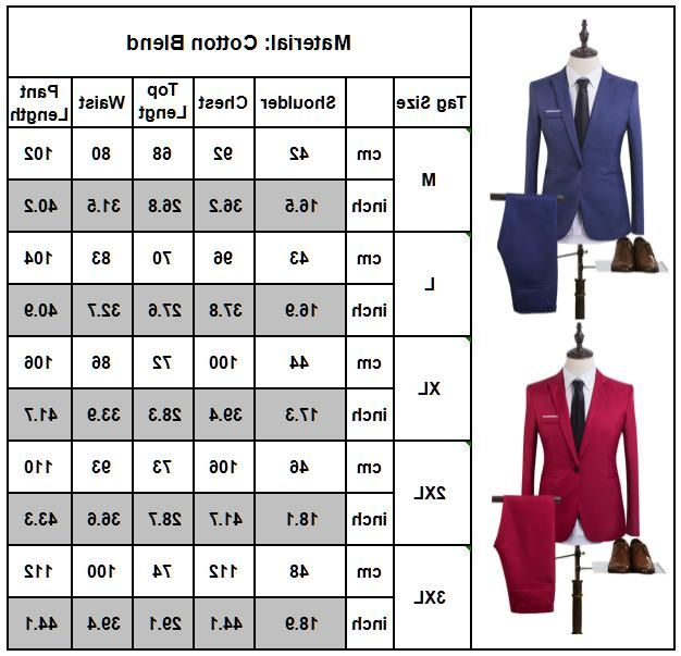 Mens Tuxedos Jackets + Pants Business Formal Groom Wedding Suits