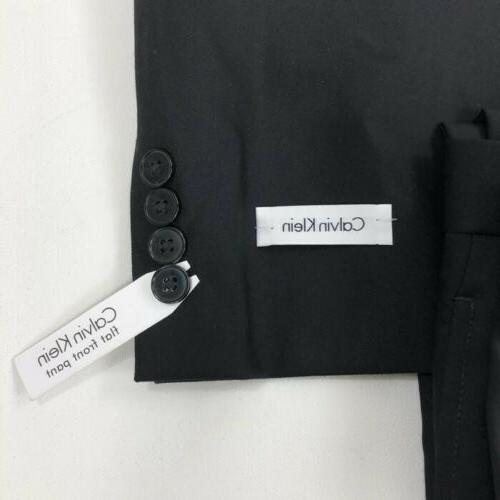 Calvin Klein Button Suit Black Variety