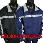 Mens ADIDAS Windbreaker 2 PIECE SET Tracksuit Jacket w/STRIP