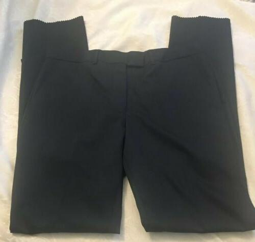 Navy Cole Suit wool-blend, Lined, NWT