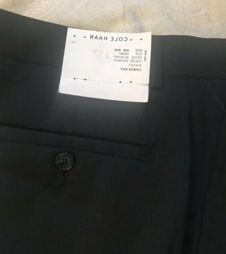 Navy Cole Haan Suit Lined,