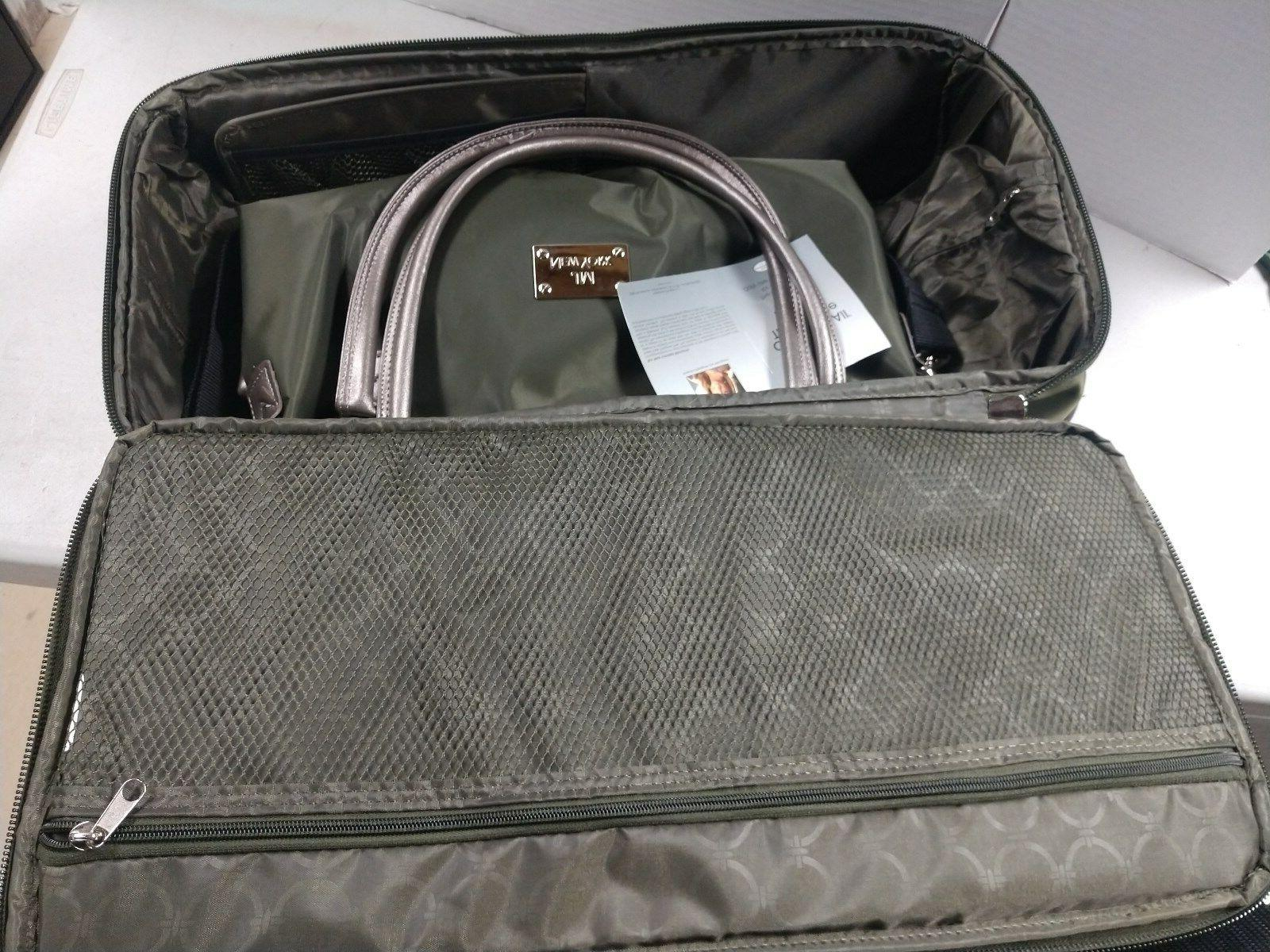 NEW JM Decker Bag, Suit