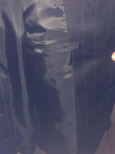 NEW $300 KLEIN Mens 2PC Modern 42R PANTS 34x32