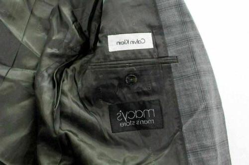 New 38S Calvin Klein Extreme Vent 100% Suit