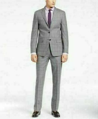 new 38s extreme slim fit gray double
