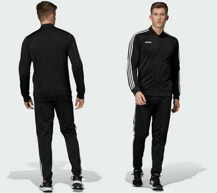 new back 2 basics track suit set