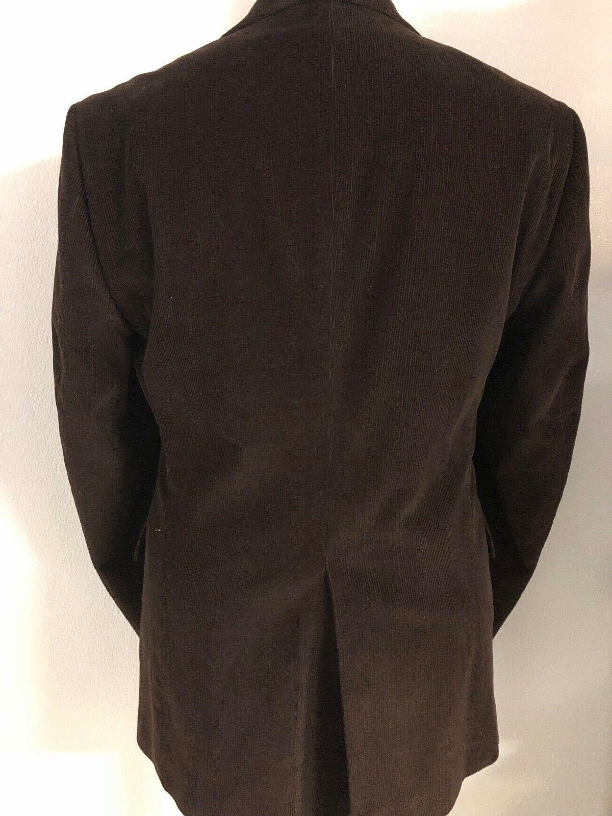 DOCKERS 40R Cotton Blazer Suit NEW