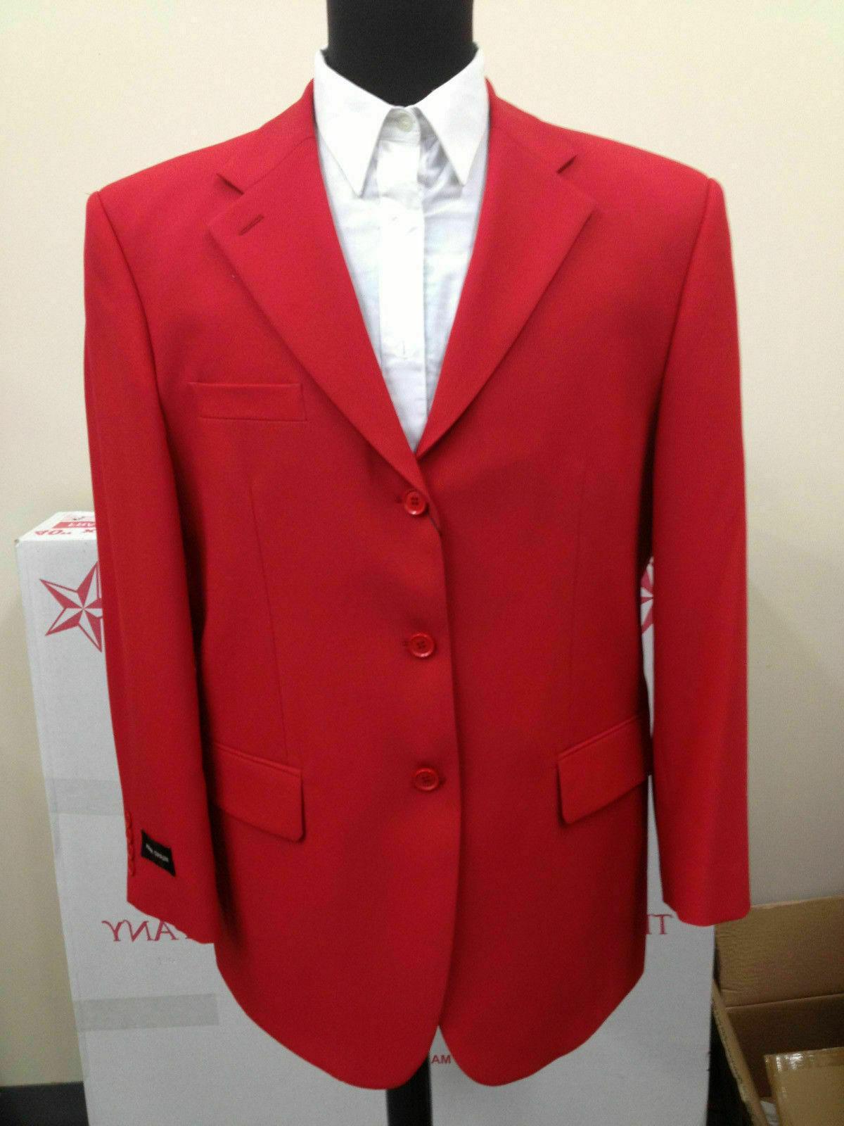 New Men's Suit Single 14 38R~60L