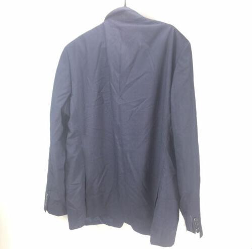 NEW Calvin Slim-Fit Suit Jacket Two-Button