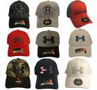New Men's Under Armour Stretch Fit Hat Flex Cap : Size M/L,