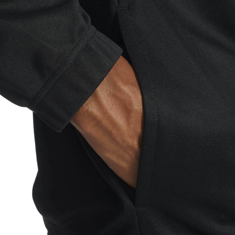 Track Suit 3 black white jacket pant