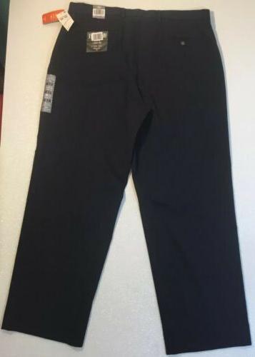 Pants 38 30 Navy Blue Stripe