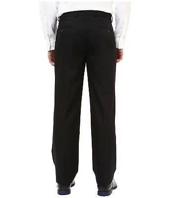 NEW Pleated Pants Suit BLACK L No $60