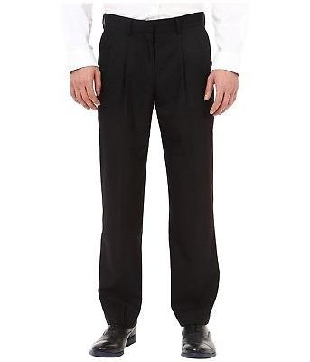 new mens dress pleated pants suit trousers