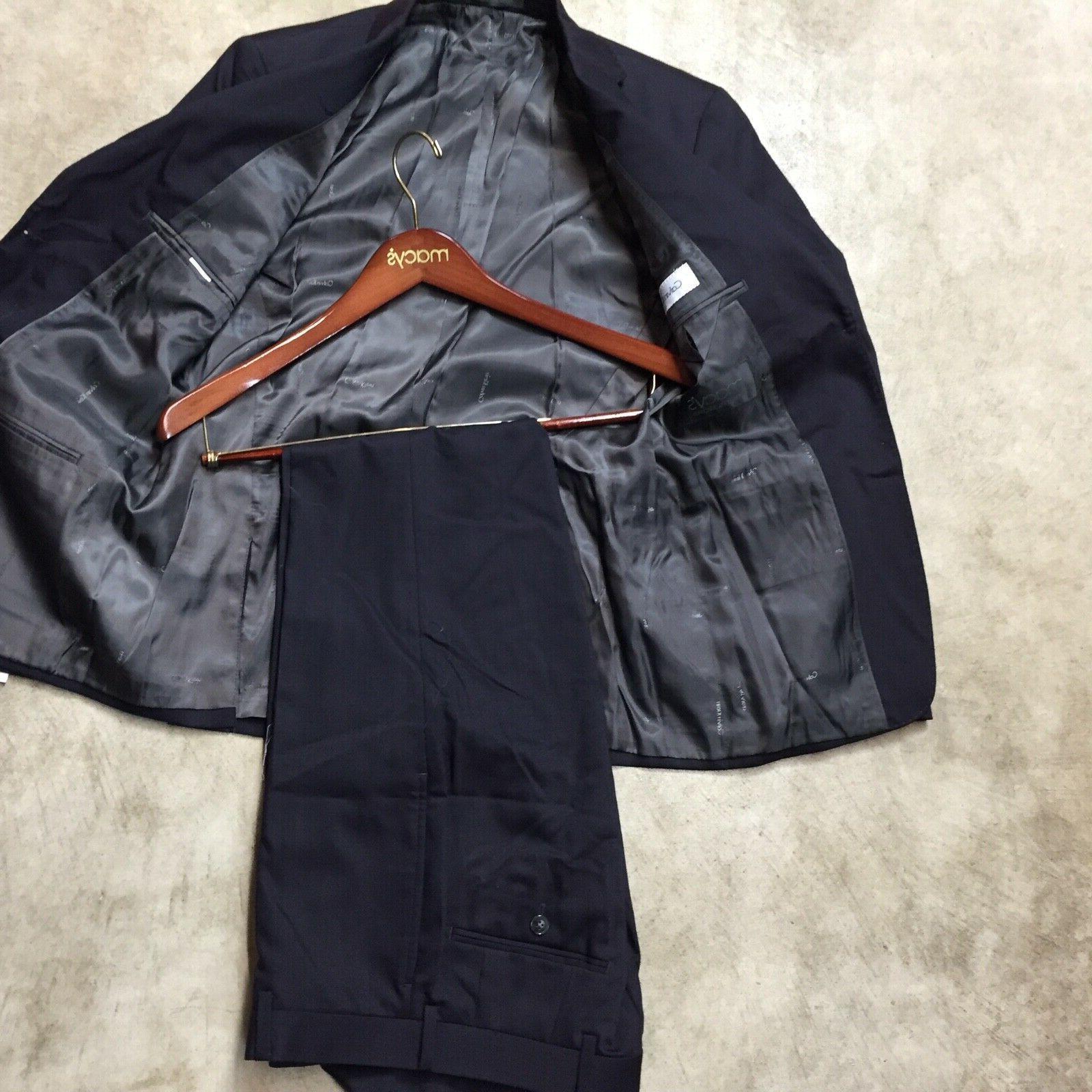 New mens extreme slim 2 suit jacket pants