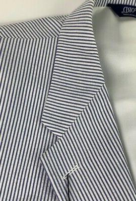 New Suit Blue Cotton 50R