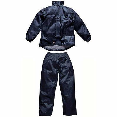 NEW Mens Dickies Vermont Waterproof Trousers Jacket Work Wea