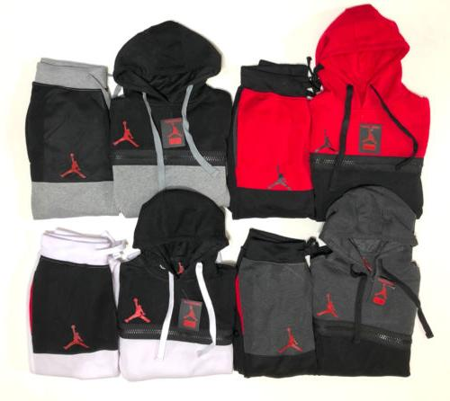 free shipping ca6a2 7923f new nike air jordan icon sweatsuit