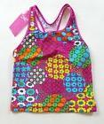 New Speedo Racerback Swimsuit Tankini Top for Girls Size 14