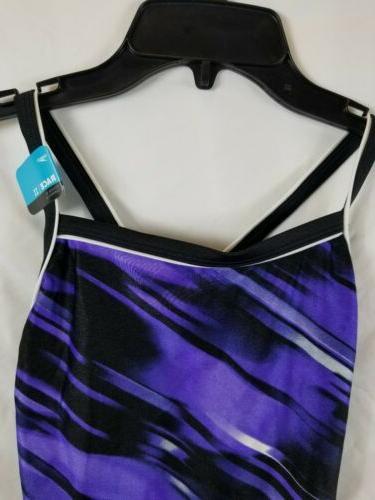 New Womens Suit Racerback Point Race +