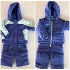 NWOT Columbia Baby Girls Jacket Coat & Bib Pants Snowsuit Se
