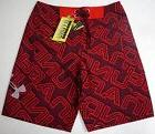 NWT $44 Under Armour Swim Suit Trunks Mens Board Shorts 30 3