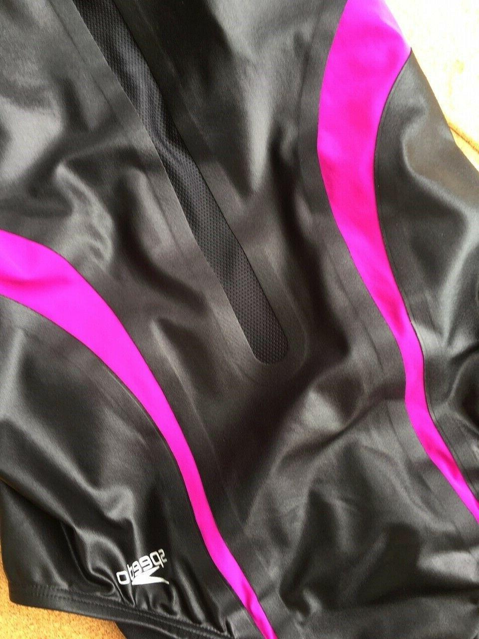 NWT $98 Speedo 6 Women's Siren Swimsuit 6