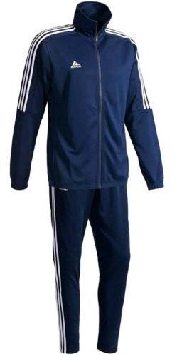 NWT ADIDAS ATHLETIC TIRO TS TRACK SUIT Jacket & Pants Set BK