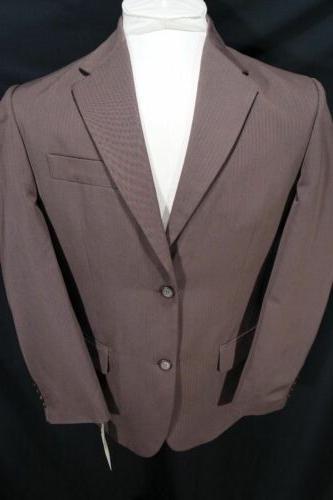 nwt essentials dress casual sport coat blazer