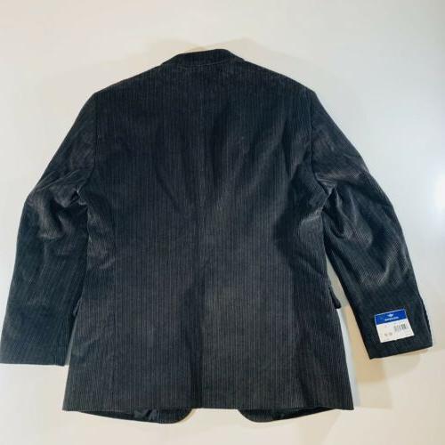 NWT Dockers Herringbone 44R Jacket Sport